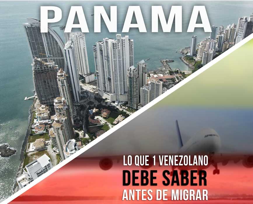 Venezolano ¿ Vivir en Panamá? Primero lee esto (escrito por otro venezolano)