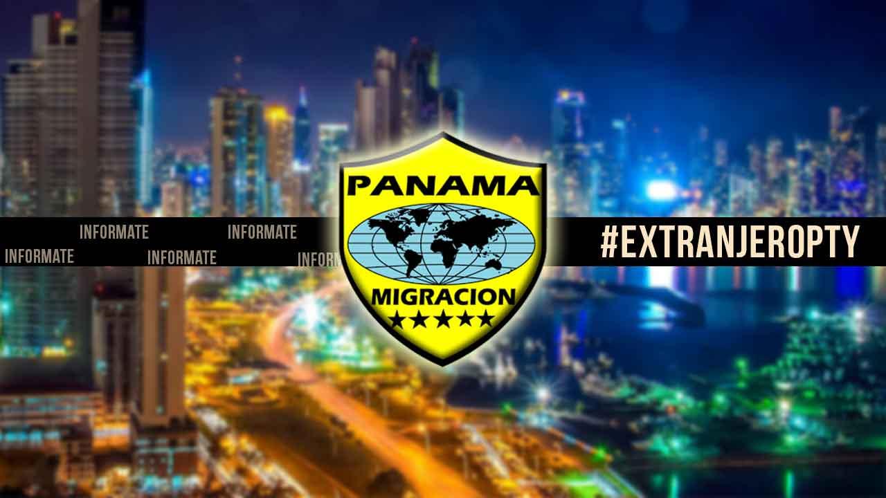 Permiso de residencia temporal por Regulación migratoria especial de Migración Panamá (sustituye a Crizol de Razas)