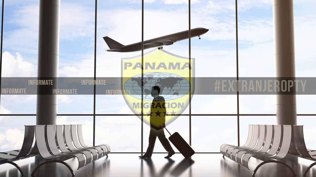 Visas de residente temporal en panamá
